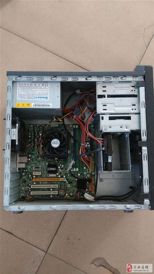 联想双核品牌机+液晶显示器750元