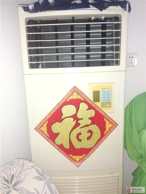 出售家用二手康拜恩兩匹柜機空調