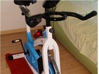 家庭健身自行车