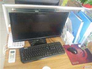 使用中办公桌椅、台式电脑转让