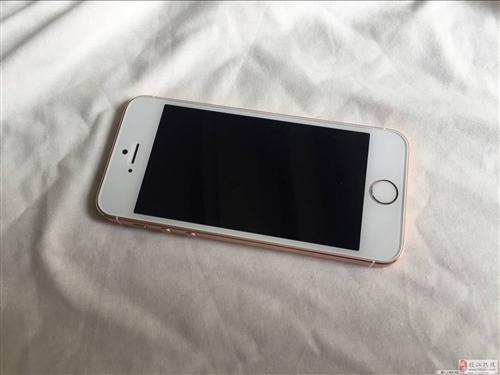 苹果SE64G国行全网通,低价转了,当面交易!