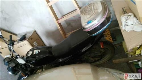 出售雅马哈摩托车一台