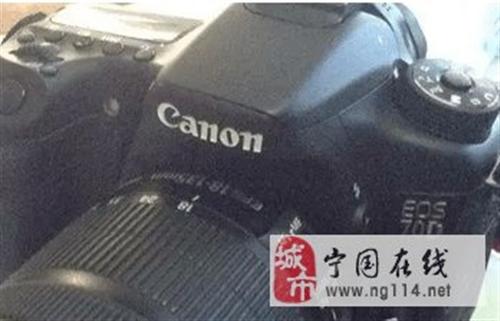 出手哥儿70D 相机