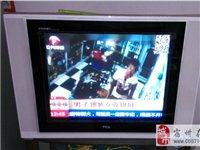 出售TCL29寸純平電視機。