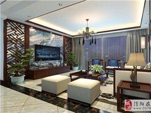 中式风格  3室两厅