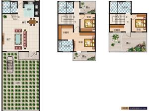 120万能买私家别墅您还在考虑商品房小高层吗?