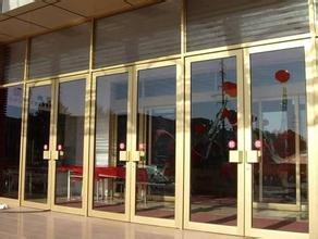 北京鸿源鼎盛门窗专业安装各种玻璃门就是好