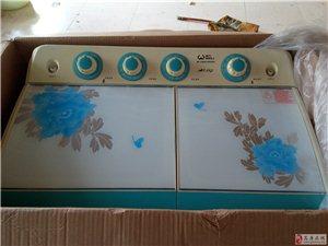 出售全新半自动洗衣机