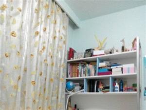 带梯双层床及学习桌
