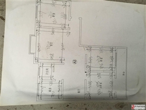 新城东山华府 枣庄市立医院东面3室2厅1卫 133平米