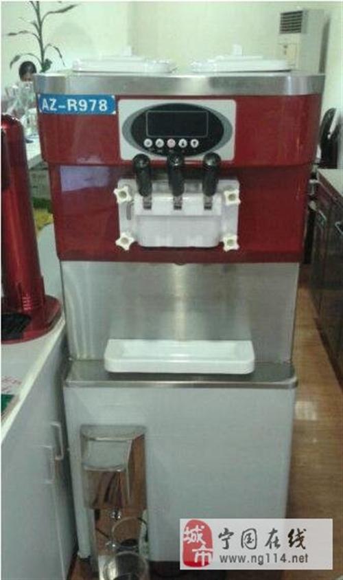 转让四套冰淇淋设备,