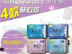 婧氏負離子磁性活氧衛生巾238元招代理