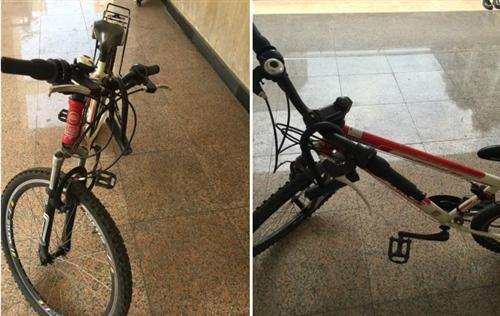 九成新自行車
