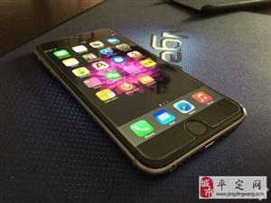 新濠天地赌场网址iPhone6黑色 99成新