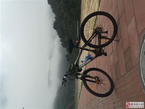 低價出售永久27速自行車油碟剎山地自行車一輛。