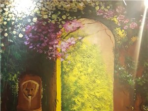 专业从事墙体彩绘 、 适应各种场所 有意者联系