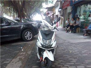 9成新踏板摩托车出售
