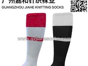 长筒袜 长筒运动足球袜 广州袜子加工厂