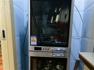 低价出售消毒柜一台200元,幼儿园进来,有餐具
