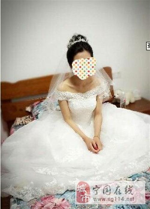 闲置婚纱转让 苏州虎丘购买 齐地婚纱 礼服