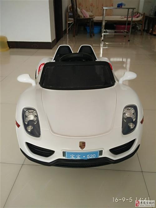 金沙国际网上娱乐95成新保时捷跑车(儿童遥控汽车)