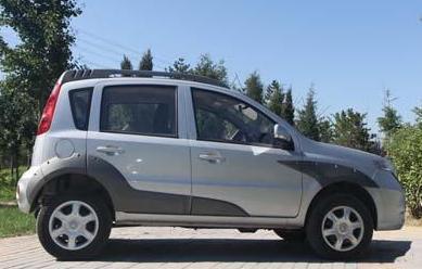 出售個人二手長城小型SUV