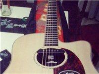 出售一把拉维斯800D吉他。懂琴速来