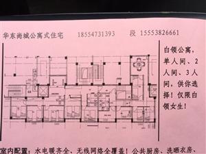 华东商城公寓式住宅