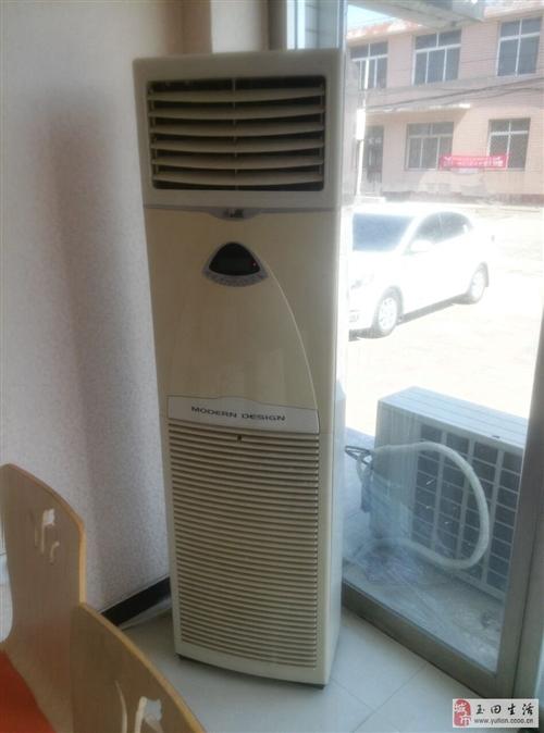 出售志高柜式2匹空調