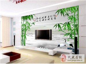 經營木地板、壁紙、壁畫,電表箱推拉畫以及壁紙輔料