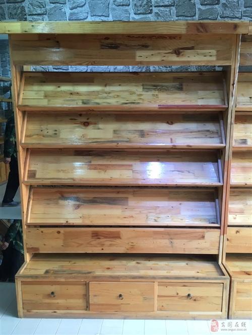 純松木衣帽架、書刊架、可單賣
