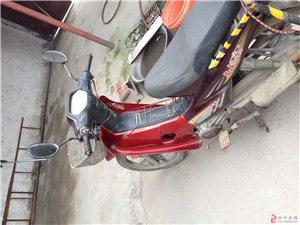 低价出售二手摩托车