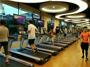 锐博国际健身俱乐部
