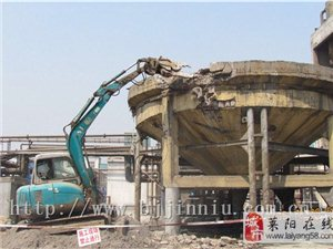 專業拆除挖土機租賃
