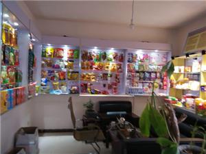 各类休闲食品批发和零售