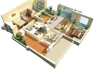 承接家用中央空調、中央地暖及商用中央熱水、中央空調