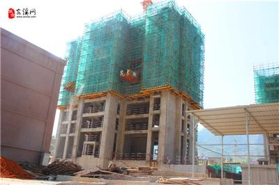 16年9.20日18#楼工程进度