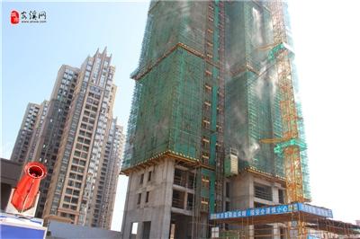 16年9.20日14#楼工程进度