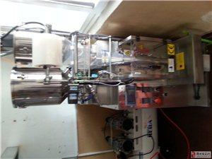 出售九点五成新全自动液体(调料)包装机