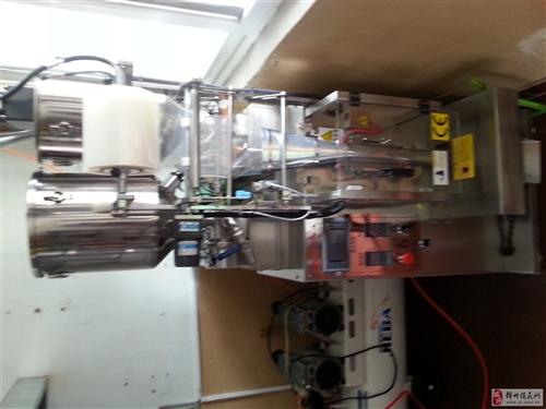 超低价出售九点五成新液体自动包装机