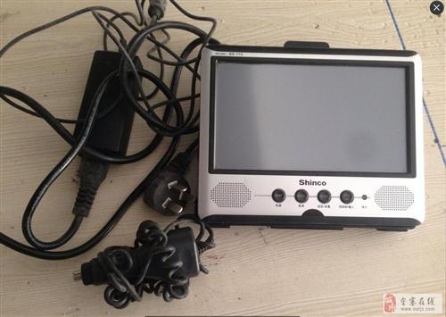 出售新科GPS导航仪带DVD一体机