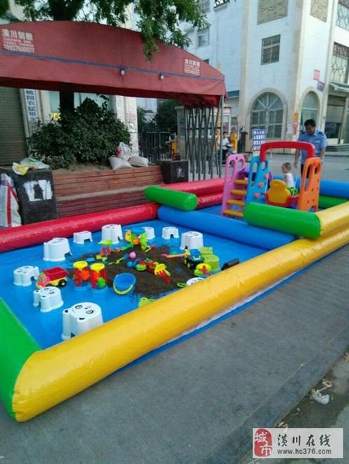 出售儿童沙池一个,到手即可盈利