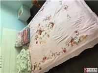 出售红苹果1.5米床及床垫