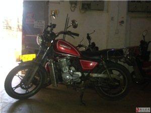 低价出售二手摩托车,有牌有证需要的请联系我
