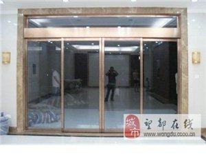 上海自动门维修 嘉定自动门机电更换安装轨道吊轮更换
