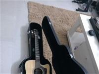 自用的雅马哈A1R电箱吉他,完美手感、完美音色