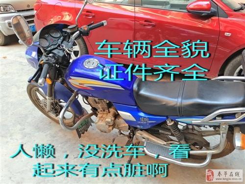 隆鑫150摩托车出售,证件齐全,1000包过户