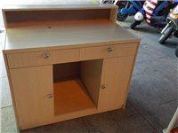 (已出)出售95新木纹电脑桌