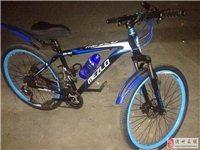 出售9成新自行车自用的