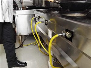 白城液化气配送,专业安装管线